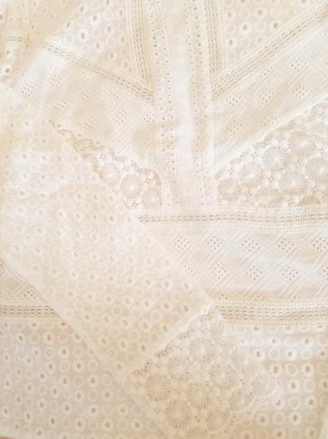 Burnham Lace Top by Anthropologie_lace details