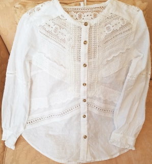 Cambridge Buttondown by Anthropologie