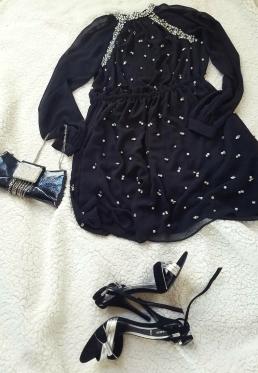 Michael Michael Kors Embellished Dress