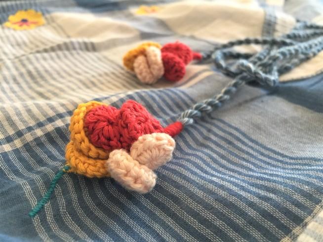 Paulette Peasant Blouse_Crochet Highlight