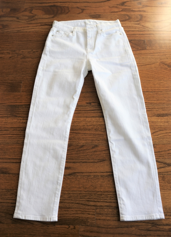 7 For All Mankind Kimmie Cropped Skinny Jeans_front profile