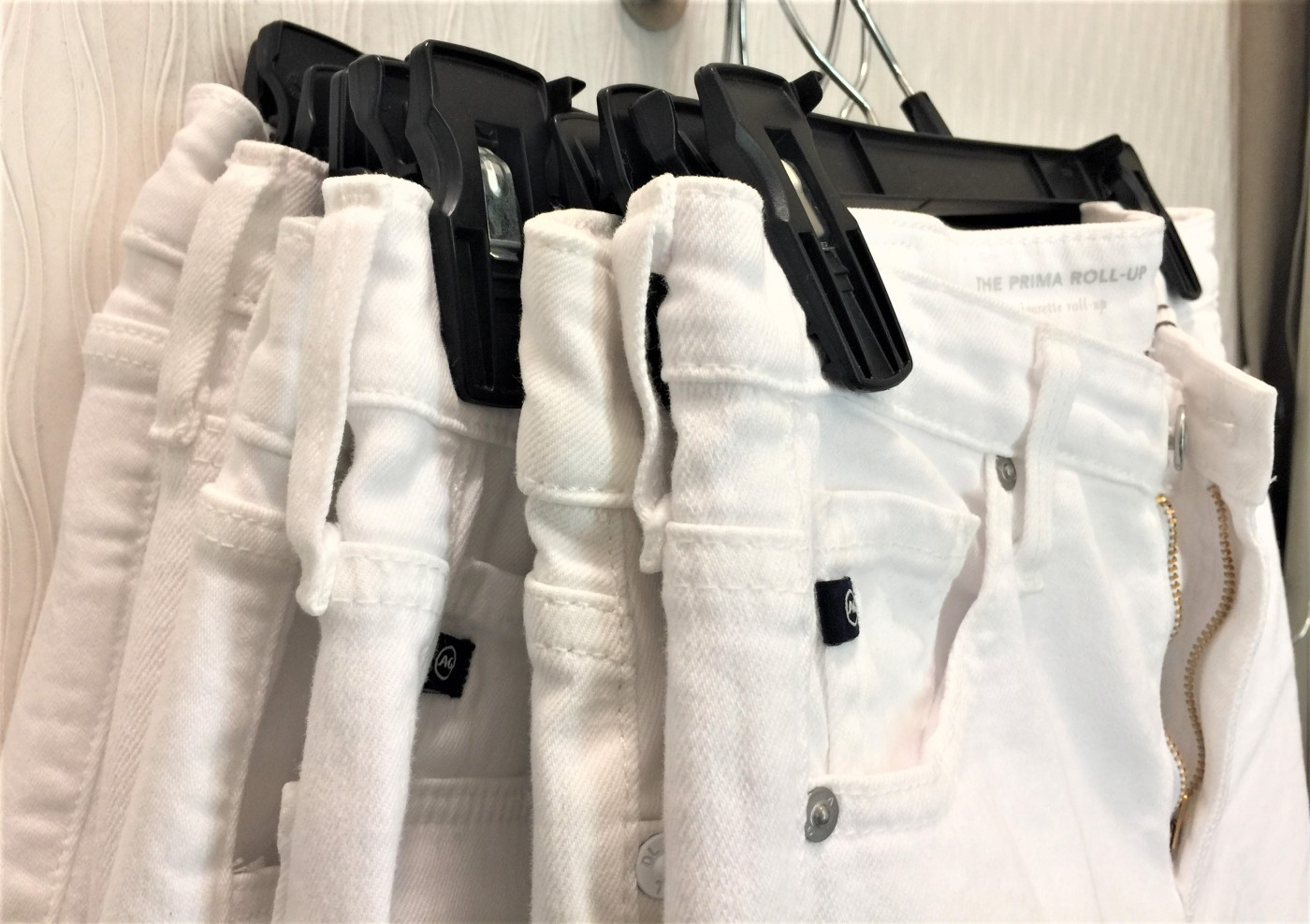 Quest for white jeans